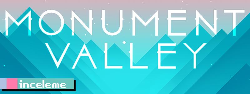 Kaliteli bir perspektif oyunu: MonumentValley