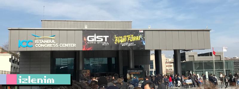 Ekibimizden Gaming Istanbul 2017 FuarNotları