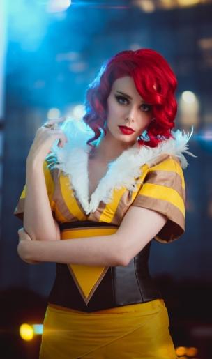 transistor red cosplay oyuncudostu
